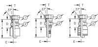 AEROQUIP 1G12FJ12