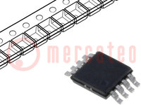 Temperatuursensor; -55÷125°C; SOP8; SMD; Interface: I2C