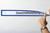 Infotasche, magnetisch, A4, 312x225mm, 01 grün, VE 1 Stück