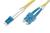 DIGITUS Fiber Optic Patch Cord. LC to SC OS2. Singlemode 09/125 µ. Duplex