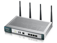 Wireless router802.11 a/b/g/n, 4 x LAN1 x WAN, 2 x USB, 10/100/1000 Mbps VPN Router/Gateway