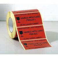 Etykieta ostrzegawcza