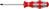 Schroevendraaier Vierkantbit 368 - 1x80mm
