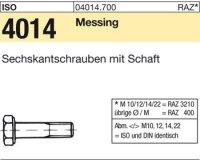 ISO4014 M8x50