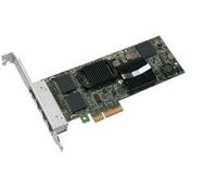 Intel E1G44ET2BLK netwerkkaart & -adapter Ethernet 1000 Mbit/s Intern