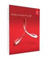 Adobe Acrobat Pro 2017 Win, Englisch
