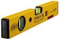 STABILA Wasserwaage Type 70 M, 30 cm, mit Seltenerd-Magnetsystem