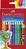 Farbstift Jumbo GRIP, 12 Farben sortiert im Kartonetui.