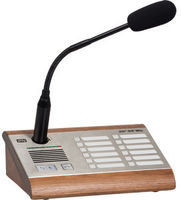 """2N SIP MIC 01208-001, Conference microphone, 88 dB, Wired, 3.5 mm (1/8""""), Black,Brown,Grey, 1 WAccess Control"""