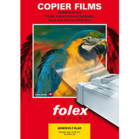 Folex Kopierfolie SK 0,05mm klar A4 100 St