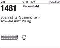 DIN1481 - 4,5x28