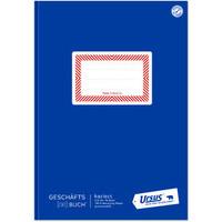 Geschäftsbuch, kariert 5 mm, A4, 80 g/m², 96 Blatt