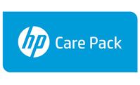 Hewlett Packard Enterprise U3LX5E garantie- en supportuitbreiding