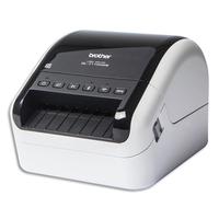BROTHER Imprimante d'étiquettes professionnelle grand format jusqu'à 103mm+Wifi QL1110NWBUA1