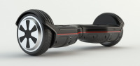 Oxboard Black self balancing electrical personal transportation