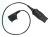 Adapterkabel QD zu N3 für den Anschluss von Headsets der H-Serie, z.B. für Nokia 7360, 7373, 6131, 6086, 6085, 6151, 3250, E50, E63, N73, N93i MO300-N3