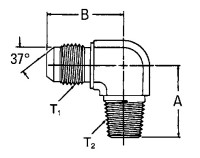 AEROQUIP GG310-NP08-06 Adaptor