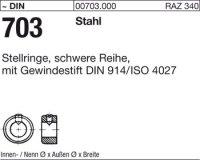 Stellringe 20x40x20