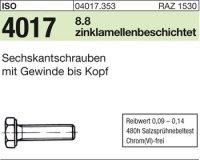 ISO4017 M20x80