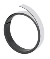 Magnetband, 100 cm x 10 mm, 1 mm, grau