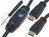 Kabel; HDMI 1.3,mit Verstärker; HDMI Stecker, beiderseitig; 30m