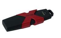 HyperX 64GB lecteur USB flash 64 Go USB Type-A 3.2 Gen 1 (3.1 Gen 1) Noir, Rouge