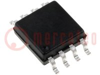 Mikrokontrolér AVR; EEPROM:128B; SRAM:128B; Flash:2kB; SO8-W