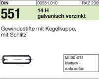 DIN551 M5x16