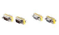 shiverpeaks BASIC-S Mini-Gender Changer 15 Pol VGA Stecker (22225117)