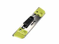 Locher Active, 2 Blatt, grün