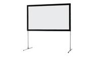 celexon Folding Frame screen 244 x 152cm Mobile Expert, front projection