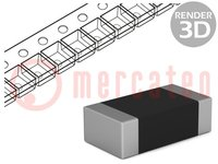 Resistor: thick film; SMD; 1206; 3,3kΩ; 0,25W; ±1%; -55÷155°C