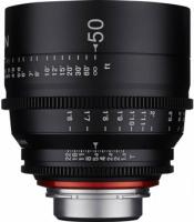 Samyang XEEN 50mm T1.5 SLR Schwarz