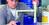 Kabellose Säuren- und Laugenpumpe aus PP; Saugrohrlänge mm 400