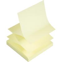 Soennecken Haftnotiz Z-Notes 75 x 75 mm (B x H) gelb 100 Bl.