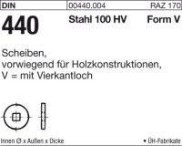 DIN440 V6,6x22x2