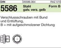 Verschlußschrauben BG1/8A