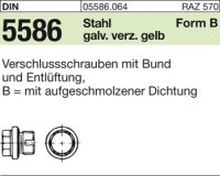 Verschlußschrauben BG3/4A