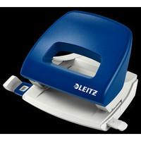 Locher Topstyle®, mit Anschlagschiene, 16 Blatt, 1,6 mm, blau