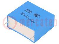 Condensator: polypropyleen; X1; 680nF; 760VAC; ±20%; THT; -40÷105°C
