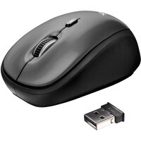 Trust 18519 Yvi Wireless Mouse - Black