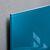 Glas-magneetbord artverum®_glasmagnetboard_artverum_detail_01_petrolblau