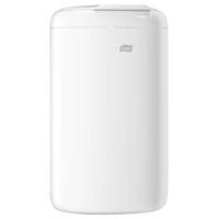 Tork Mini Abfallbehälter 5 l B3 Damenhygienebehälter weiß mit Deckel weiß