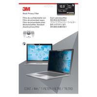 3M Filtre de confidentialit� Noir Touch �cran bord � bord pour PC portable de 12,5 16:09 PF125W9E