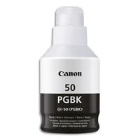 CANON Bouteille d'encre noir GI-50 PGBK 3386C001