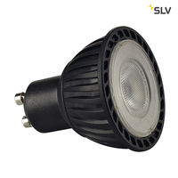 LED-Lampe GU10, 4,3W, SMD LED, 2700K, 40°, A+
