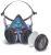 Einweghalbmaske FFA1P1 R D Größe M/L, organische Gase und Partikel
