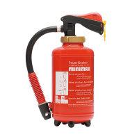 MINIMAX ABF Auflade-Fettbrandlöscher WF 3 nG, Inhalt 3l, 0 bis +60 °C