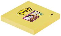 3M Büromaterial & Schreibwaren Klebezettel Quadratisch Gelb 90 Blätter