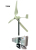 750W grid connected wind turbine system for your company or house